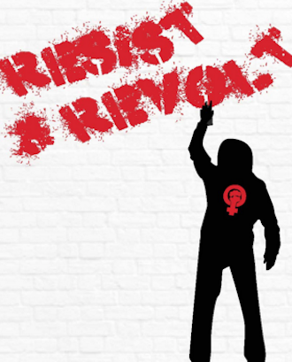 Resist and Revolt!, Spring 2015